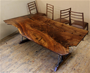 Custom Handmade Dining Tables, Dining Room Furniture - Dorset ...