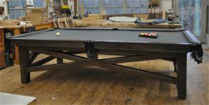 Custom Handmade Pool Poker And Game Tables Dorset Custom Furniture - Handmade pool table